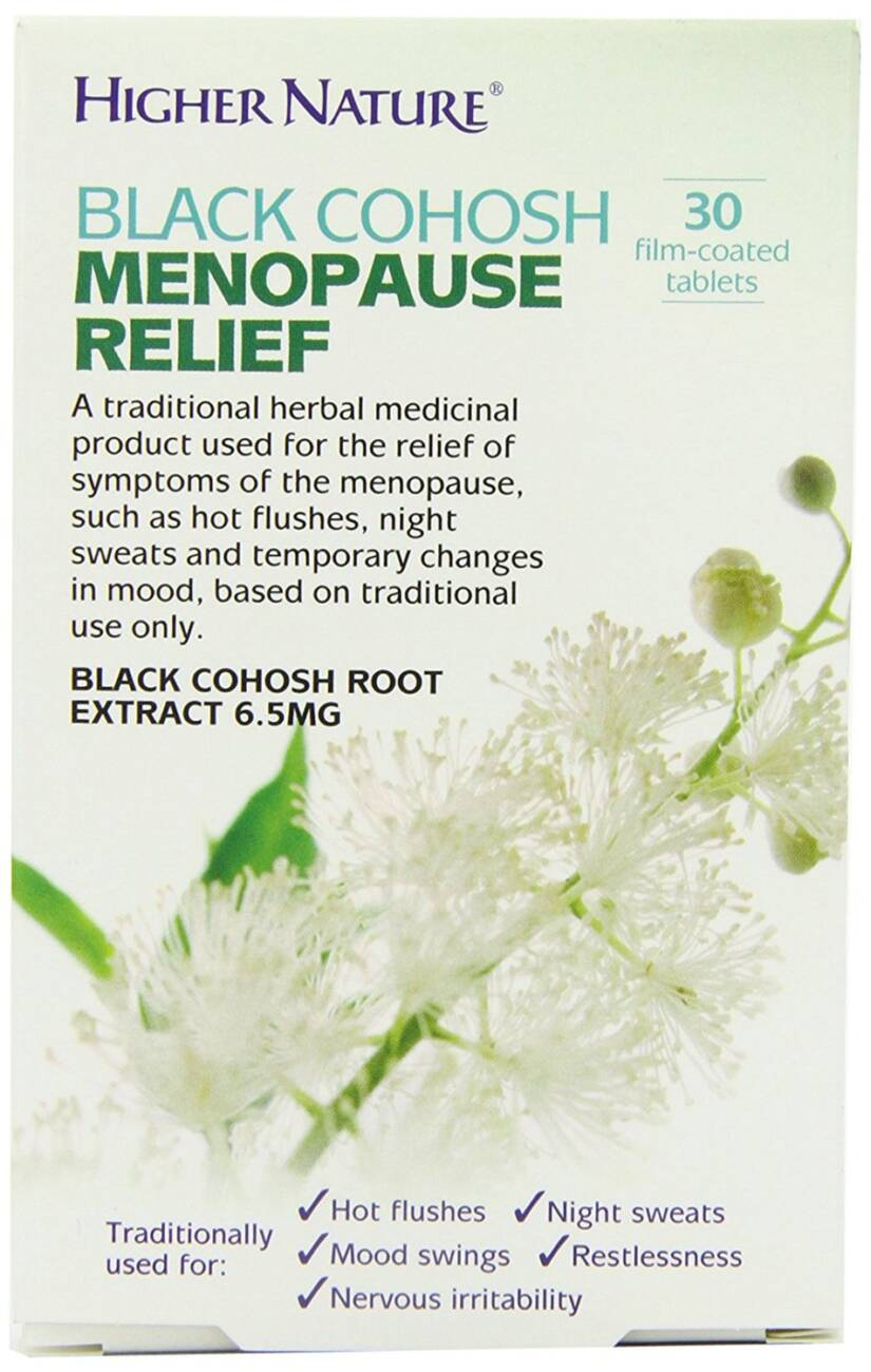 Menopause Natural Remedy Uk