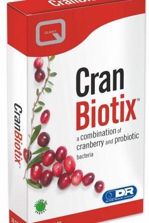 QUEST – CRAN BIOTIX 30 CAPS